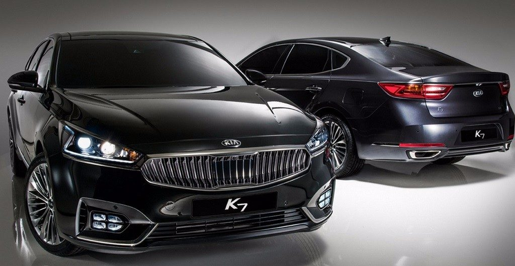 2017 Kia Cadenza Sedan in Beaumont Texas